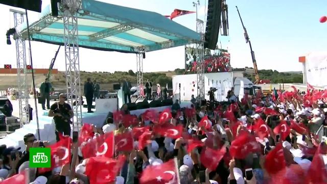 США пытаются отговорить Турцию от вторжения в Сирию.США, Сирия, Турция, войны и вооруженные конфликты.НТВ.Ru: новости, видео, программы телеканала НТВ