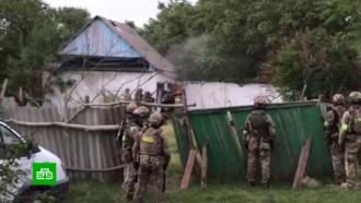 НАК: в Ингушетии ликвидирован готовивший теракт боевик