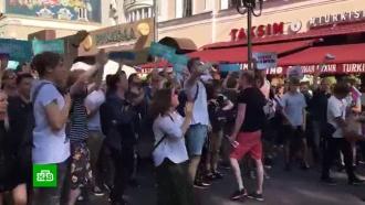 «Выборы никого не интересуют»: политолог омосковских протестах