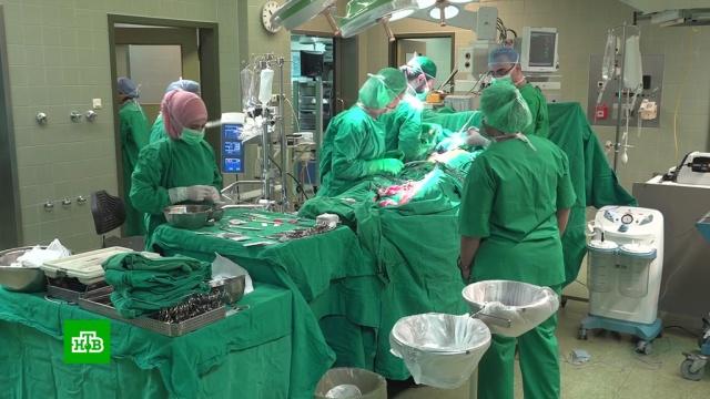 В Сирии восстанавливают национальную систему здравоохранения.больницы, здравоохранение, медицина, Сирия.НТВ.Ru: новости, видео, программы телеканала НТВ