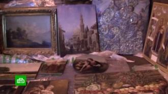 Коллекцию <nobr>экс-супруги</nobr> бывшего министра культуры Подмосковья передали музею