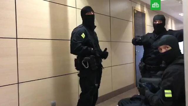 Обыски вофисе Навального.Навальный, обыски, отмывание денег.НТВ.Ru: новости, видео, программы телеканала НТВ