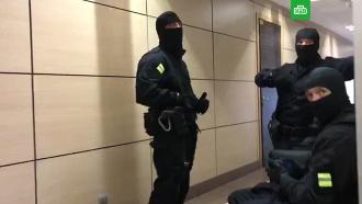 Обыски вофисе Навального