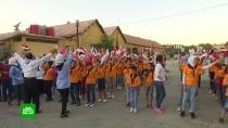В сирийском Алеппо открылся первый послевоенный летний детский лагерь