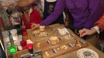 Фермеры привезли на фестиваль вПодмосковье 100тонн отечественного сыра