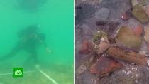 Крымские археологи на территории античного города нашли очаг древнего грека