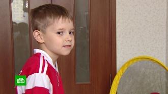 Страдающему редким недугом <nobr>6-летнему</nobr> Альмиру нужны деньги на операцию