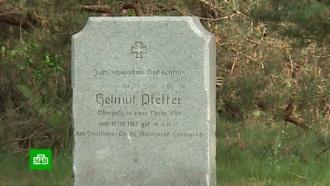 ВБалтийске туристов возмутил солидный памятник солдату вермахта