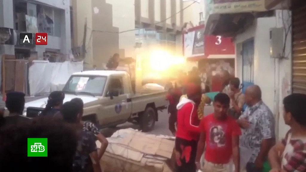 В Йемене 40 человек погибли в ходе вооруженных столкновений.войны и вооруженные конфликты, Йемен.НТВ.Ru: новости, видео, программы телеканала НТВ