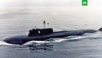 Гибель атомной подводной лодки «Курск»