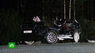 Пять человек погибли при столкновении трех машин вПодмосковье