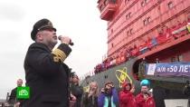 На макушку планеты: 68 юных экологов готовятся к покорению Северного полюса
