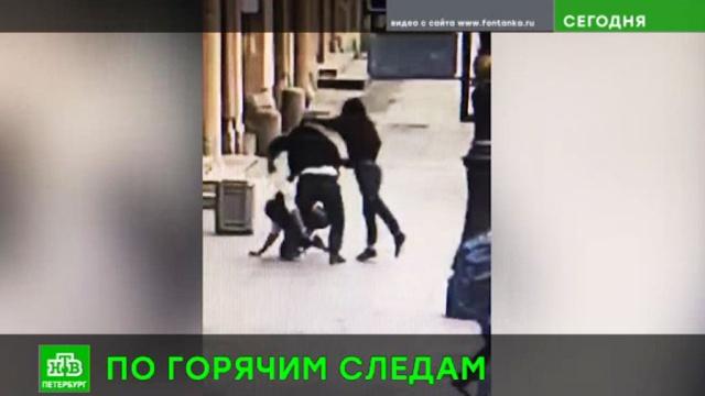 В Петербурге за нападение на прохожего задержаны подростки из банды АУЕ.Санкт-Петербург, дети и подростки, нападения, хулиганство.НТВ.Ru: новости, видео, программы телеканала НТВ