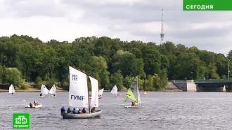 В Петербурге стартовал фестиваль для особых яхтсменов