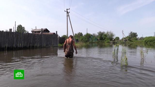 Дальнему Востоку угрожают новые паводки.Зюганов, Москва, митинги и протесты.НТВ.Ru: новости, видео, программы телеканала НТВ