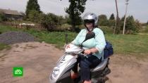 Курских фельдшеров посадили на скутеры