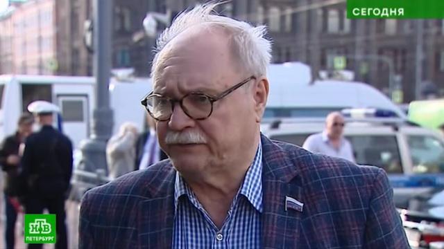 Владимир Бортко рассказал, чем займется, если станет губернатором Петербурга.Санкт-Петербург, выборы.НТВ.Ru: новости, видео, программы телеканала НТВ