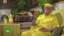 «Желтый человек» рассказал ожизни вплену убоевиков