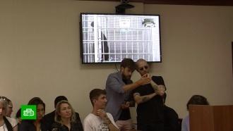 Мосгорсуд оставил под арестом участников беспорядков в столице