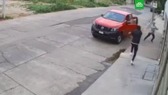 Серийный убийца-садист начал охоту на автомобильных воров