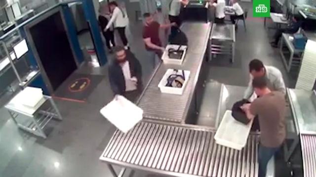 Побег израильского наркобарона от СБУ в Киеве: видео.аэропорты, Киев, побег, Украина.НТВ.Ru: новости, видео, программы телеканала НТВ
