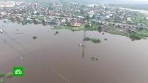 ВТулуне идет масштабное строительство после наводнений