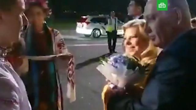 Жена Нетаньяху устроила скандал на борту самолета вКиев.Израиль, Киев, Украина, скандалы.НТВ.Ru: новости, видео, программы телеканала НТВ