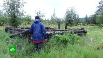 Ввымершем от оспы якутском городе поймали черных копателей