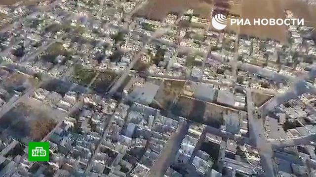 Появились кадры битвы за стратегически важный сирийский город.войны и вооруженные конфликты, Лавров, Сирия.НТВ.Ru: новости, видео, программы телеканала НТВ