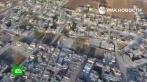 Появились кадры битвы за стратегически важный сирийский город.Сирийские правительственные войска отбили у боевиков уже более половины стратегически важного города Хан-Шейхуна. Об этом сообщают западные СМИ, а российские опубликовали эксклюзивные кадры, снятые в Хан-Шейхуне.войны и вооруженные конфликты, Лавров, Сирия.НТВ.Ru: новости, видео, программы телеканала НТВ