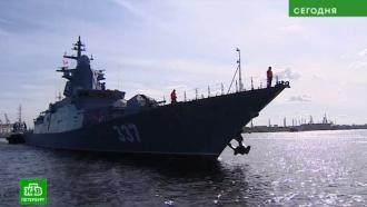 Петербургский корвет «Гремящий» после ходовых испытаний будет служить на Дальнем Востоке