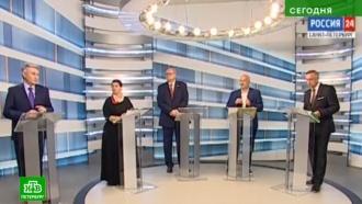 Кандидаты в губернаторы поспорили о том, как сделать Петербург удобным для жизни