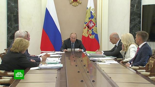 Путин потребовал сумом тратить выделенные на здравоохранение деньги.Путин, больницы, здравоохранение, медицина.НТВ.Ru: новости, видео, программы телеканала НТВ