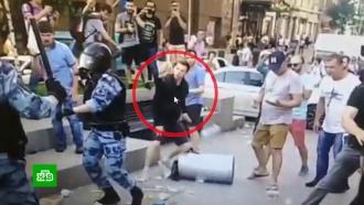 Дела обвиняемых вмассовых беспорядках вМоскве ушли всуд