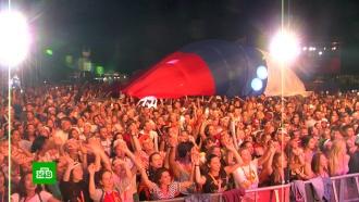Фестиваль <nobr>«Таврида-Арт»</nobr> собрал более 45тысяч человек