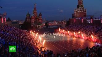 В Москве стартует «Спасская башня»