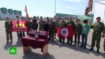 Международная миссия: украинские поисковики вернули на родину останки красноармейцев