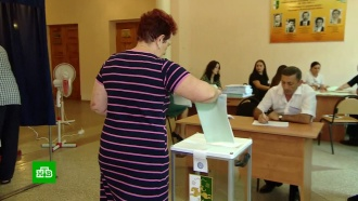Явка на президентских выборах вАбхазии достигла 40%