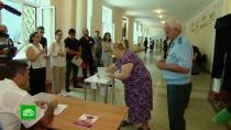 Выборы вАбхазии: во второй тур вышли действующий лидер иоппозиционер