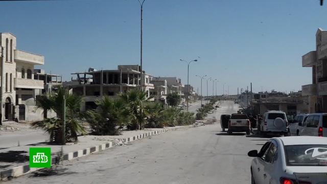 Руины изаминированные кварталы: что сделали боевики ссирийским Хан-Шейхуном.Сирия, армии мира, армия и флот РФ, войны и вооруженные конфликты, терроризм.НТВ.Ru: новости, видео, программы телеканала НТВ
