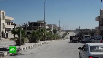 Руины изаминированные кварталы: что сделали боевики ссирийским <nobr>Хан-Шейхуном</nobr>