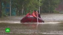 Владивосток превратился вВенецию: спасатели готовы кэвакуации населения