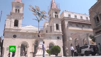 Поднять из руин: как восстанавливают уничтоженный боевиками древний храм вАлеппо