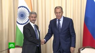 Путин иМоди обсудят на ВЭФ создание международного транспортного коридора