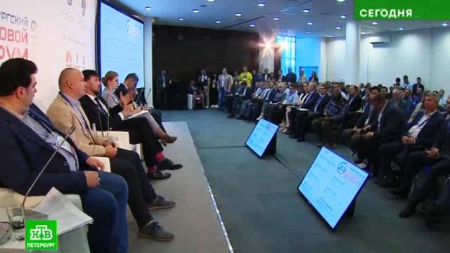Умное будущее: Петербург принимает участников цифрового форума.Санкт-Петербург, изобретения, технологии, цифровая экономика.НТВ.Ru: новости, видео, программы телеканала НТВ