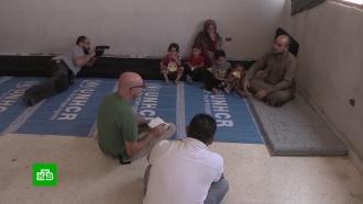 Остаться вживых: истории выбравшихся из сирийского лагеря смерти «Рукбан»