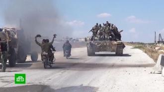 Сирийские войска в одностороннем порядке прекратят огонь в Идлибе