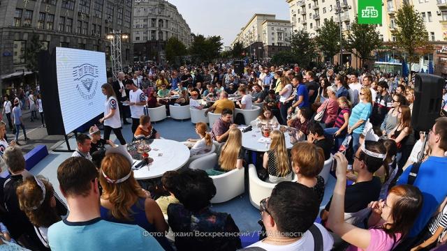 Как Москва отметит День города.ГИБДД, Москва, торжества и праздники.НТВ.Ru: новости, видео, программы телеканала НТВ