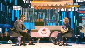 «Не простая продавщица»: «мороженщица Путина» встудии НТВ