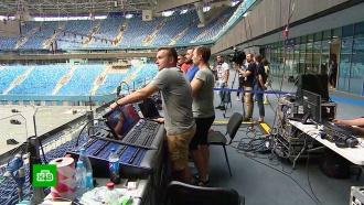 Исполнение гимна России всей страной: кживому хору присоединится виртуальный